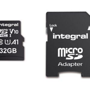Integral 32GB High Speed Memory Card