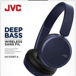 JVC Deep Bass Wireless Headphones