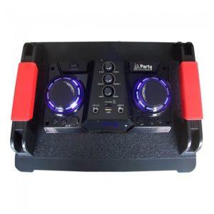 Party Light & Sound 500W Bluetooth Speaker