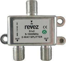 Revez 2 Way Splitter