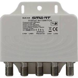 Smart 4×1 Diseqc Switch